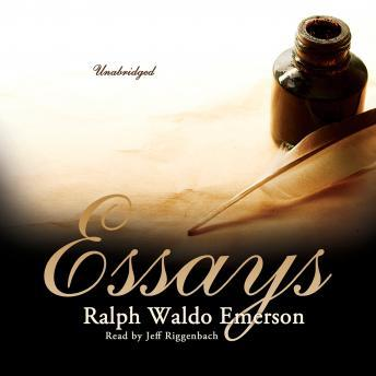 Ralph Waldo Emerson Essays Audio